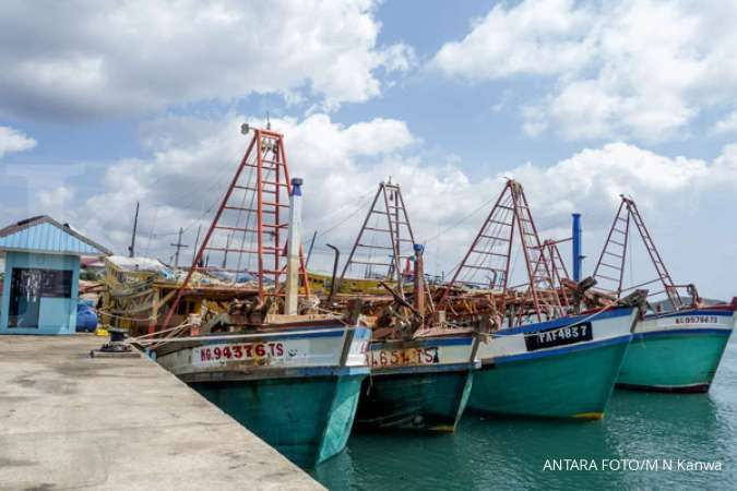 Edhy Prabowo pilih hibahkan kapal asing yang ditangkap ke lembaga pendidikan