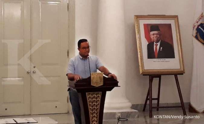 Anies: DKI Jakarta jadi provinsi pertama yang bebaskan pajak BBN-KB kendaraan listrik