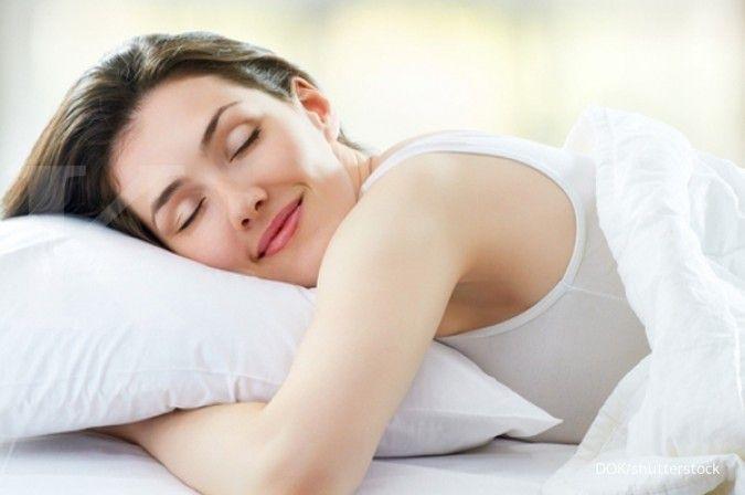 Tidur berkualitas jadi salah satu cara meningkatkan imun tubuh.