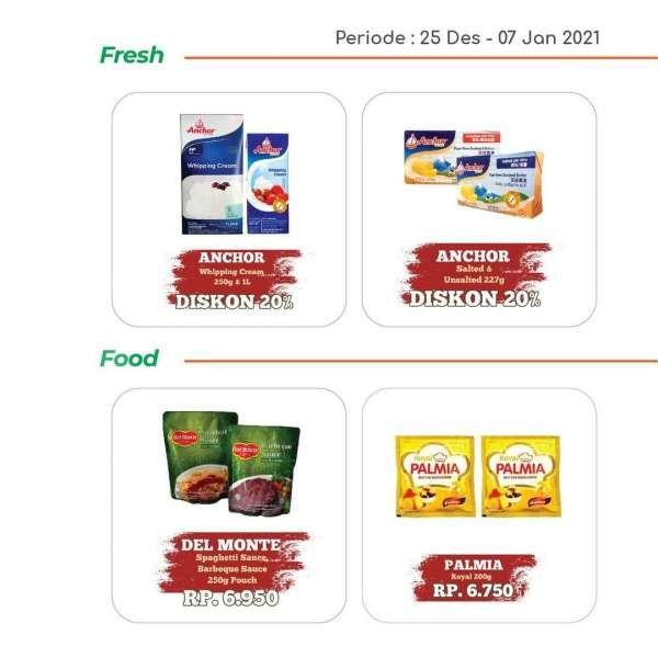 Promo Yogya Supermarket 25 Desember 2020 – 7 Januari 2021