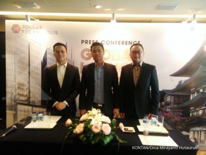 Pollux Properties catatkan penjualan Rp 1,5 triliun dari Karawang