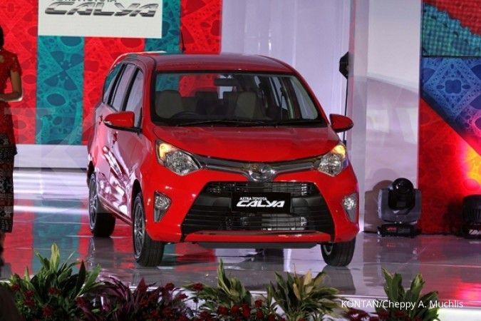 Periksa harga mobil bekas Toyota Calya yang murah per September 2021