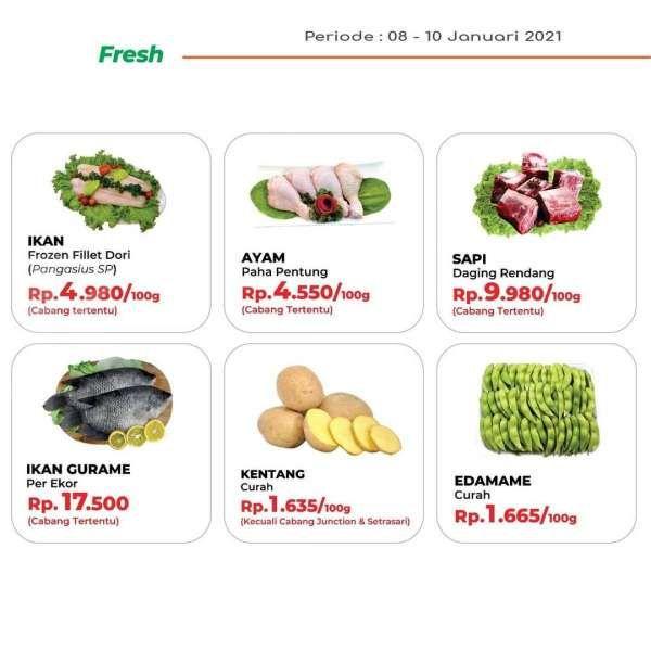 Promo JSM Yogya Supermarket 10 Januari 2021, diskon hari terakhir!