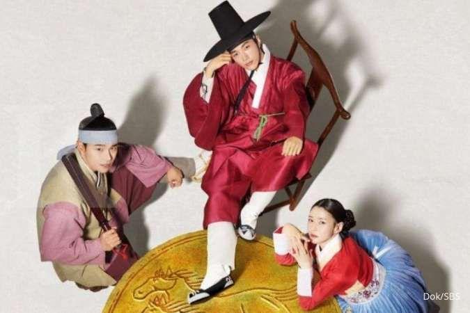 Royal Secret Agent, salah satu drama Korea rating tertinggi di minggu pertama Februari 2021.