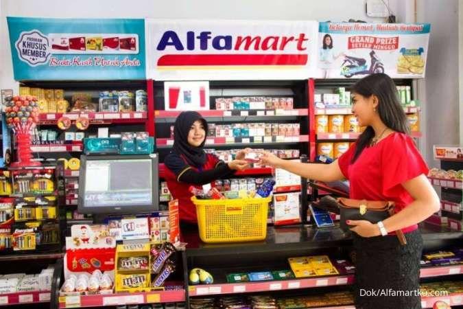 PT Sumber Alfaria Trijaya Tbk (AMRT) Menyiapkan Belanja Modal Rp 3 Triliun