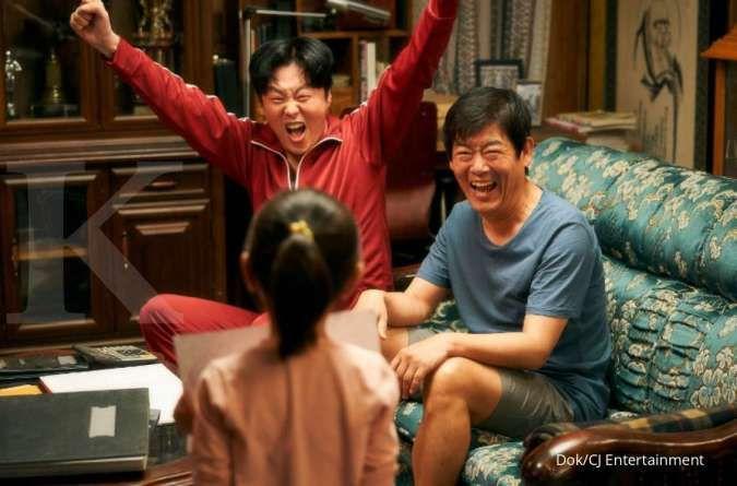 Film Korea terbaru Pawn.