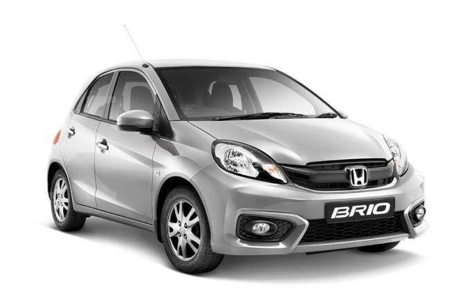 Harga mobil bekas Honda Brio rilisan kedua per Oktober 2021, cukup Rp 100 juta saja
