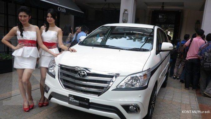 Lelang mobil dinas Toyota Innova di Jakarta harga Rp 50-an juta, 3 unit, ini linknya