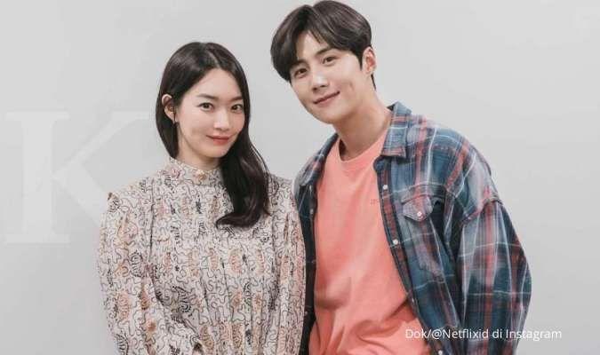 2 Drama Korea terbaru di Netflix bulan Juli siapkan cerita komedi romantis yang seru