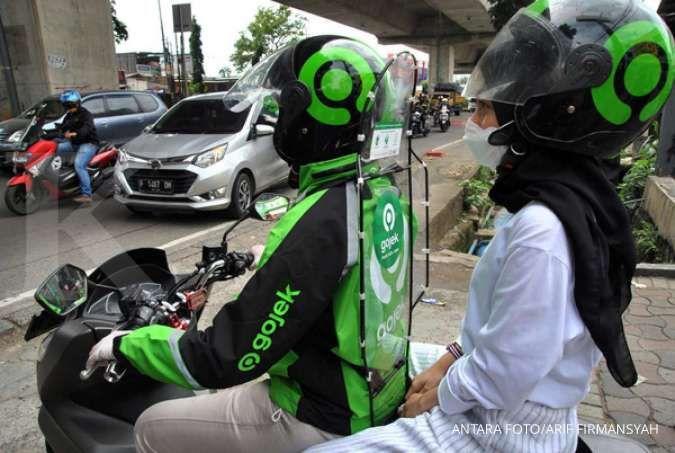 Psbb Jakarta Diperketat Penumpang Ojek Online Sebaiknya Bawa Helm Sendiri