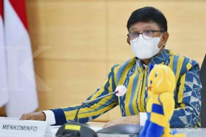 Kominfo: potensi ekonomi digital Indonesia capai US$ 124 miliar pada tahun 2025