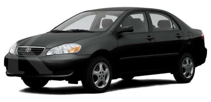 Harga mobil bekas Toyota Corolla Altis Rp 50 juta saja, bisa jadi pilihan