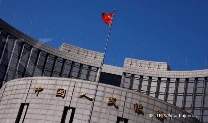 Makin keras, bank sentral China desak bank potong saluran pembayaran mata uang kripto