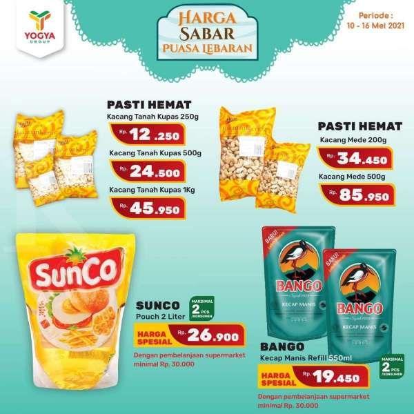 Promo JSM Yogya Supermarket 16 Mei 2021, belanja hemat di akhir pekan!