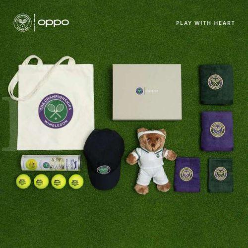 OPPO Find X3 Pro 5G Meriahkan Euforia Wimbledon dengan Wimbledon Special Edition dan Instalasi di OPPO Gallery
