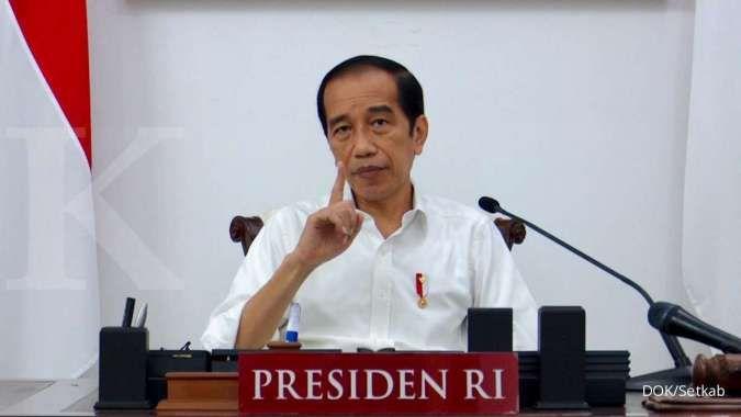 Jokowi blusukan ke apotek di Bogor, namun stok oseltamivir dan favipiravir kosong