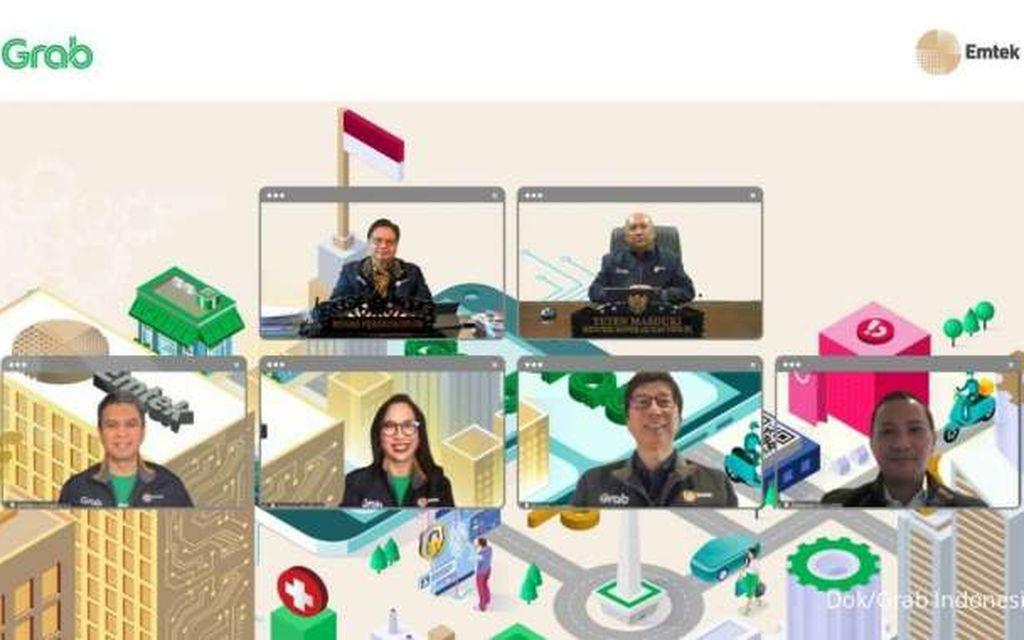 Grab dan Emtek Group Jalin Kolaborasi Strategis untuk Dorong Percepatan Transformasi UMKM Tanah Air di Ekosistem Digital