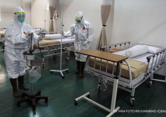 Waduh, 40 tenaga kesehatan di Kalimantan Barat terinfeksi corona