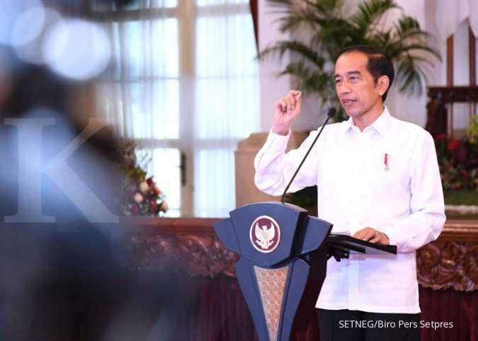 Jokowi: Potensi aset wakaf per tahun mencapai Rp 2.000 triliun