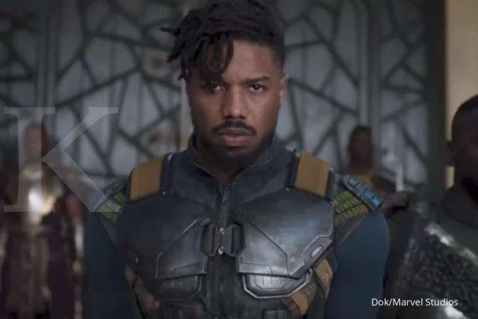 Marvel umumkan judul sekuel film Black Panther, begini komentar Michael B. Jordan