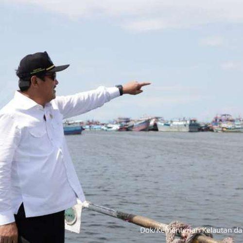 Peringati Hari Laut Sedunia, Menteri Trenggono Ajak Masyarakat Bersama Jaga Kesehatan Laut