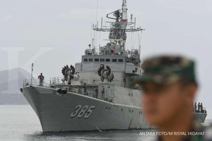 Mahfud MD: Kalau kapal China masuk Natuna, kita usir