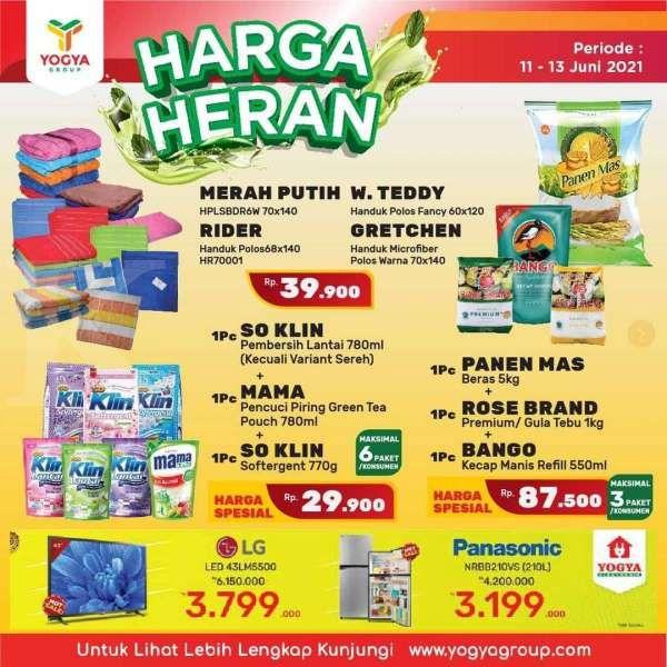 Promo JSM Yogya Supermarket 11-13 June 2021