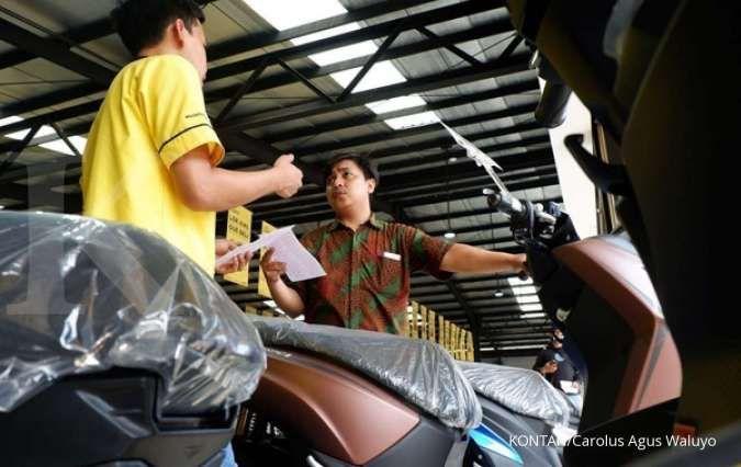 Harga motor bekas Rp 4 jutaan per Oktober 2021, bisa dapat matik Yamaha hingga Honda