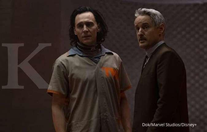 Loki tayang 9 Juni di Disney+, serial TV baru Marvel tentang time travel usai Endgame