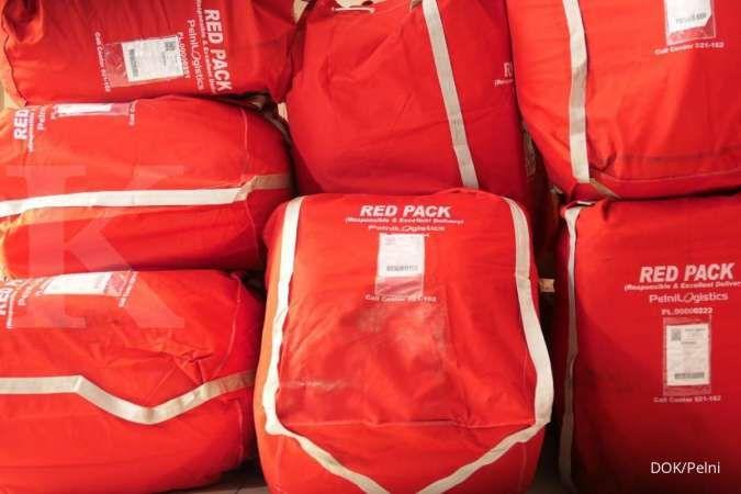 PT Pelni catat layanan parsel Redpack naik 85% dibandingkan tahun lalu