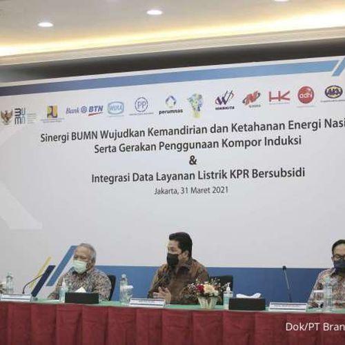 Brantas Abipraya Sinergi BUMN, Wujudkan Ketahanan Energi Nasional