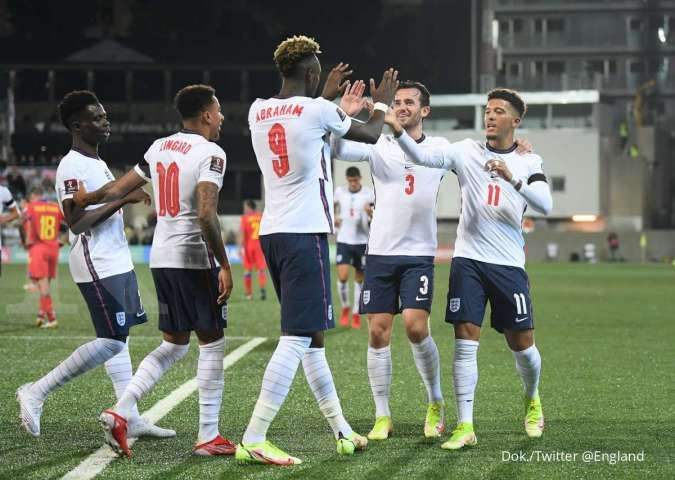 Jadwal kualifikasi Piala Dunia 2022 Inggris vs Hungaria: Magyarok adang Three Lions