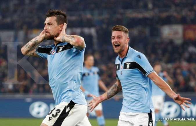 Ronaldo absen, Ciro Immobile resmi jadi top skor Liga Serie A Italia musim 2019/2020