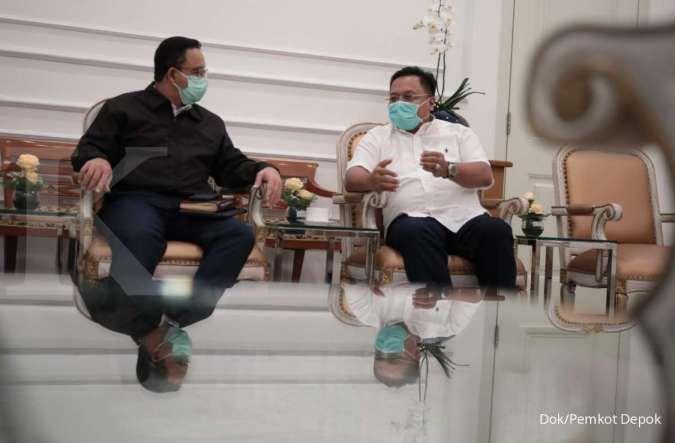 Anies wajibkan warga Jakarta gunakan masker kain saat di luar rumah