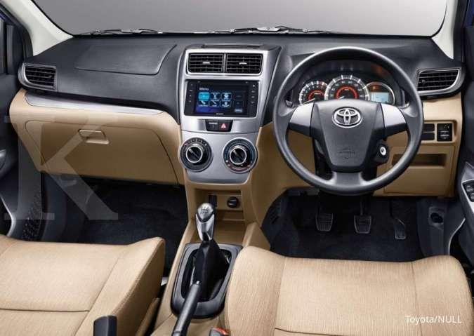 Harga mobil bekas Toyota Avanza per Oktober 2020 (Interior Toyota Avanza)