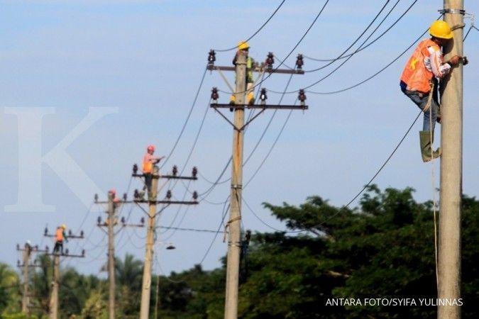 PLN alokasikan Rp 2,8 miliar untuk jaringan listrik di Dusun Gayung Bersambut