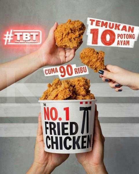 Promo KFC 16 September 2021