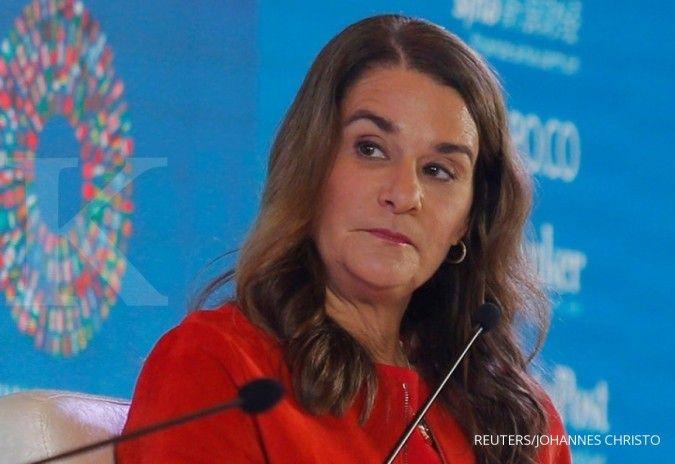 Pembagian harta sudah dimulai, Melinda Gates masuk daftar miliarder dunia