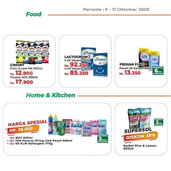 Promo JSM Yogya Supermarket 9-11 Oktober 2020