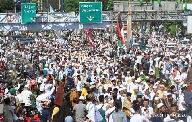 Polda Jawa Barat akan panggil Rizieq Shihab terkait kegiatan di Megamendung Bogor