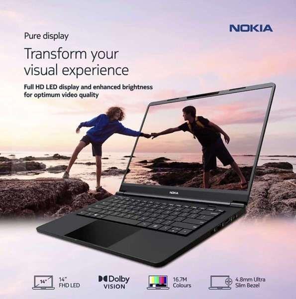 Segera dirilis, ini spesifikasi dan harga laptop Nokia PureBook X14
