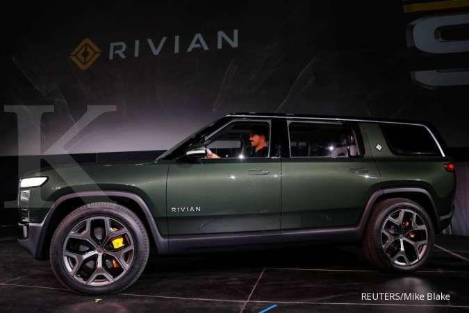 Startup mobil listrik Rivian umumkan putaran pendanaan US$ 2,5 miliar