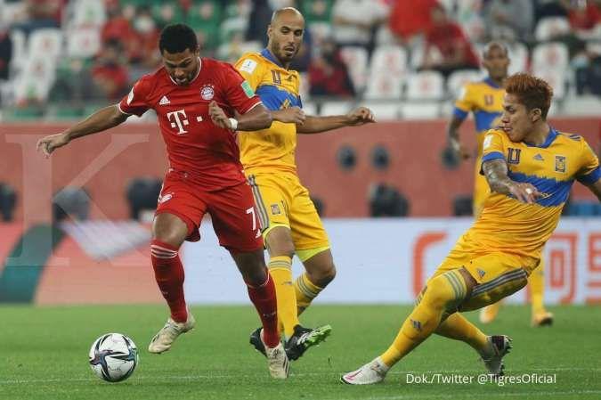 Bayern Munchen vs Tigres, The Bavarian raih sextuple