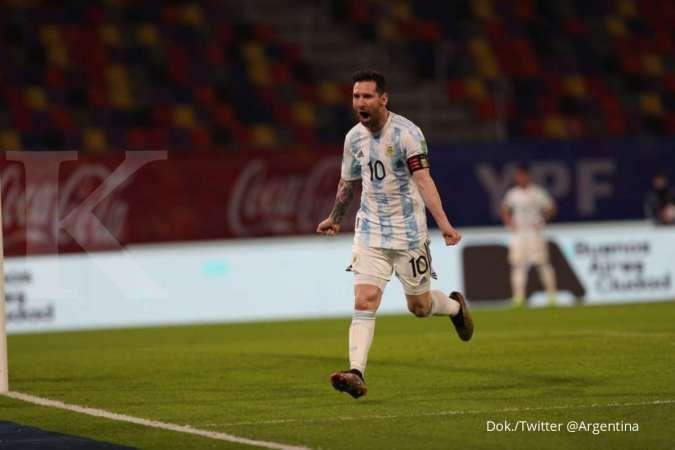 Jadwal Copa America 2021 Argentina vs Paraguay: La Albirroja sulitkan La Albiceleste