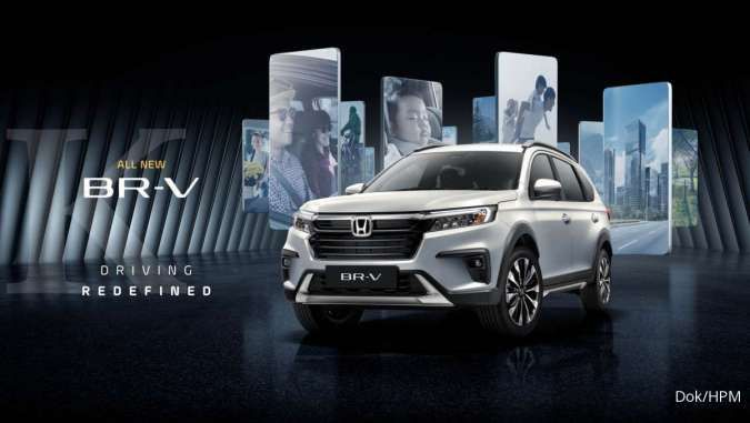 Honda BR-V generasi terbaru resmi dirilis, berapa harganya?