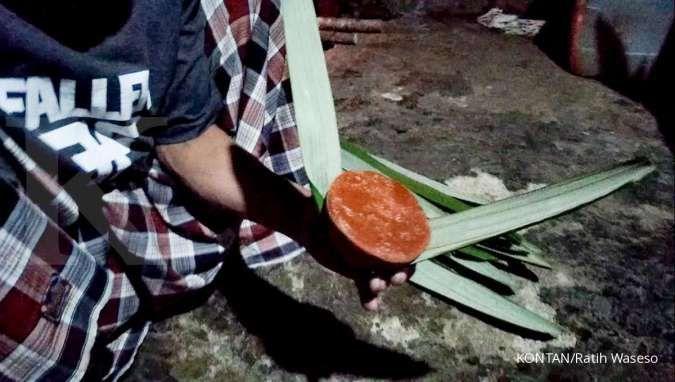 Disapa suasana asri Kampung Wisata Kepuh, Pandeglang
