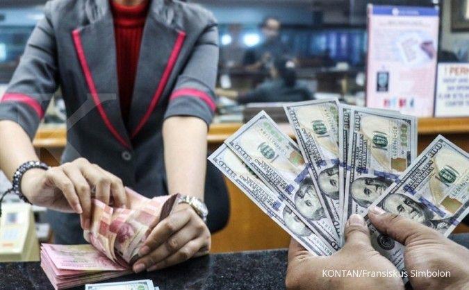 Kurs dollar-rupiah di Bank Mandiri hari ini Jumat 19 Februari 2021