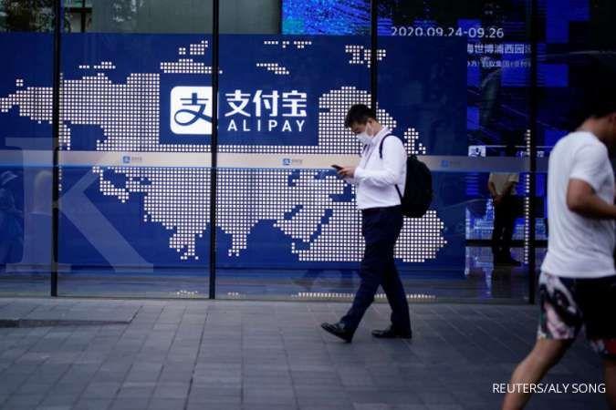 Alasan pribadi, CEO Ant Group Simon Hu mengundurkan diri