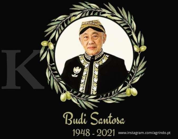 Bos Agrindo Budi Santosa wafat