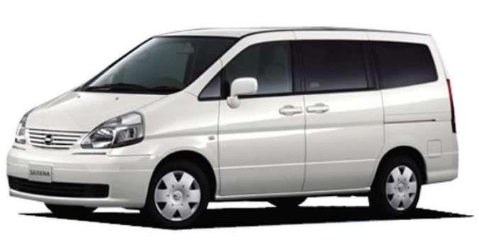 Harga mobil bekas Nissan Serena